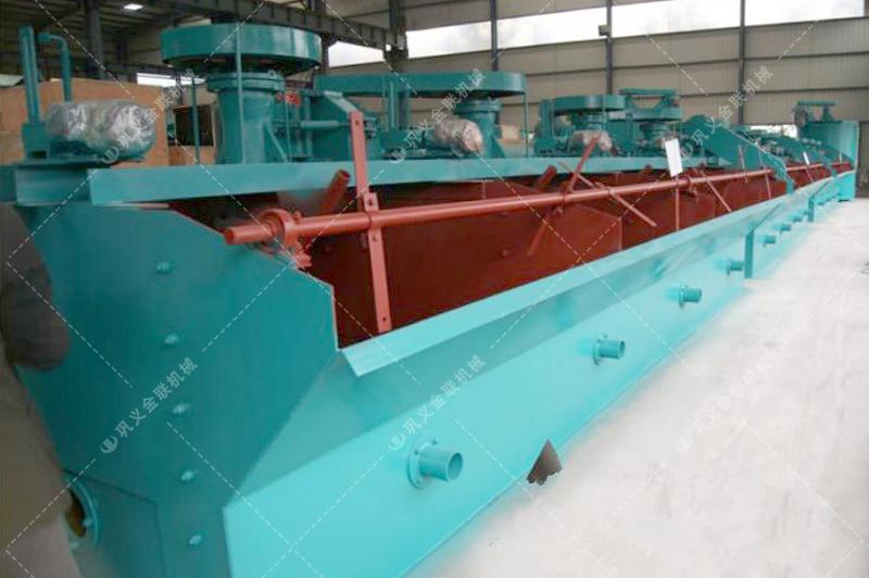 浮选机厂家,矿用浮选机价格,浮选机工作原理