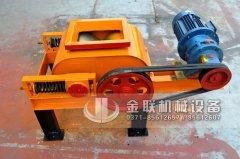 2PG250*250小型对辊破碎机和64辊皮发货图片