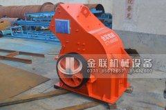 PC800X600锤式破碎机发往内蒙古乌海洗煤厂