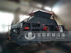 2PG1208液压对辊破碎机发货 发往浙江